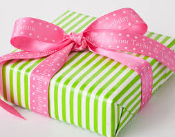 happy birthday ribbon make their special day even more memorable with personalized
