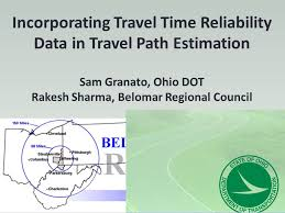 Ohio is time travel possible images Incorporating travel time reliability data in travel path jpg