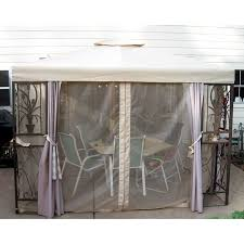 Home Depot Expo Design Store Expo Design Center Gazebo Replacement Canopies Garden Winds