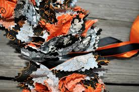 Halloween Wreath Tutorial by Holidays Archives Simple Sojourns