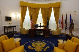 oval office curtains the real stars of the oval office the curtain guru