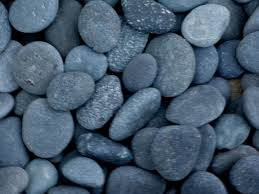 Rock Garden South by Black Pebbles 1 2 Olimar Stone Decorative Stone Beach Pebbles