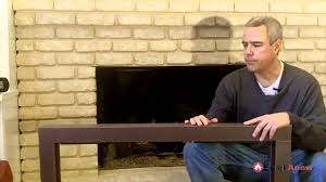 backyards fireplace doors how install the gallery install 1750