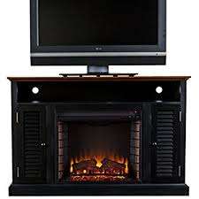 Media Electric Fireplace Amazon Com Southern Enterprises Claremont Convertible Media