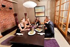 private tatami dining room interior design of sushi hai restaurant