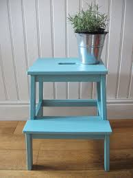 turquoise ikea bekvam stool http www ikea co il default asp