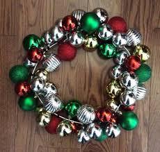 tutorial ornament wreath dollar store crafts