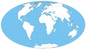 Continents And Oceans Map Blank by Europe Is The 6th Biggest Continent Which Means It Is Th