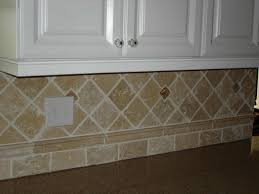 Floor Tiles Kitchen Ideas Kitchen Backsplashes Mosaic Travertine Kitchen Backsplash Design
