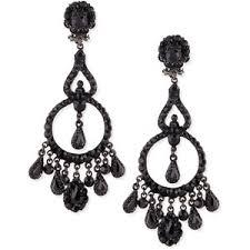 clip on chandelier earrings earrings 5 polyvore