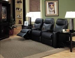 Theater Sofa Dwr Reclining Theater Chairs Foter