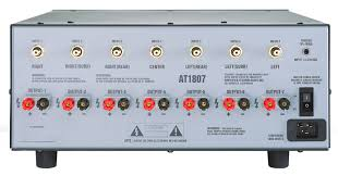 home theater power amplifier monolith 7x200 multi channel home theater power amplifier preview