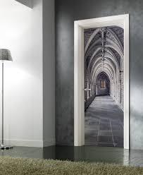 medieval hallway door mural hallways doors and products