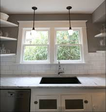 carrara marble kitchen backsplash small kitchen makeover oregon tile marble