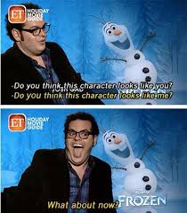 Frozen Birthday Meme - 69 best olaf snowman images on pinterest funny stuff frozen