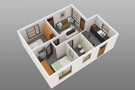 design interior rumah petak desain rumah petak 2 kamar tidur untuk tempat tinggal