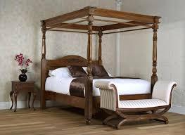 wooden poster bed u2013 alil me