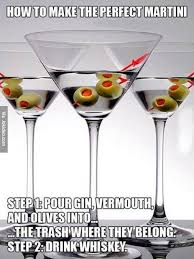 How To Make A Funny Meme - how to make the perfect martini funny meme