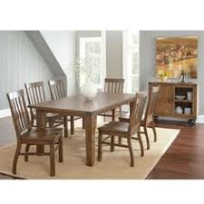 Costco Kitchen Table by Cade Dining Table Dining Room Pinterest Brown Finish Costco