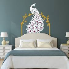 Amazon Wall Murals 28 Peacock Wall Stickers Peacock Wall Stickers Bird Wall