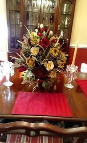 flower arrangements for dining room table silk flower arrangements for dining room table floral stunning