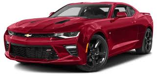 how much does chevrolet camaro cost 2017 chevrolet camaro 2ss 2dr coupe pricing and options
