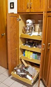 kitchen cabinet organizer shelf white made by designtm ashbee design kitchen organizing rolling shelf improvement