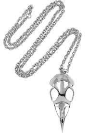 bird skull necklace images Alexander mcqueen bird skull necklace net a jpg