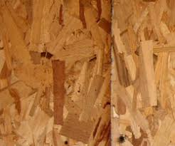 plywood vs osb oriented strand board differences