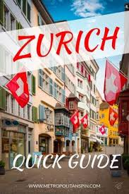 places to visit in zurich in 2 days lakes nature and places to