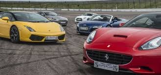 driving experience five supercar driving track day experience
