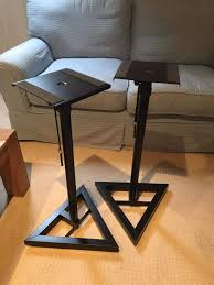 Studio Monitor Stands For Desk by Ultimate Support Jam Stands Js Ms70 Studio Monitor Stands Reverb