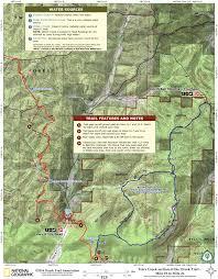 Flooding Missouri Map The Ozark Trail In Missouri Maps