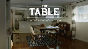 sermon on gratitude thanksgiving the table video the skit guys