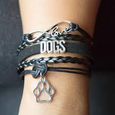 belgian sheepdog jewelry 5 strand u201cinfinite love u201d bracelet feeds 5 shelter dogs