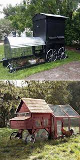 Chickens In The Backyard by Best 20 Mobile Chicken Coop Ideas On Pinterest Chicken Tractors