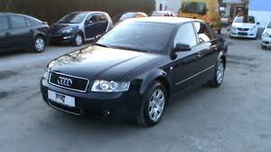 2004 audi a4 quattro review 2004 audi a4 1 9 tdi limo review start up engine and in depth