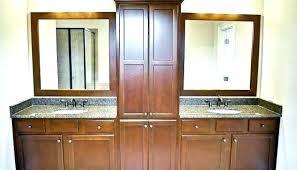 Bathroom Tower Cabinet Vanity Tower Cabinet Bathrooms Vanity Storage Tower Om Home Design