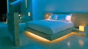 led pour chambre led pour chambre ruban led fixac sous le lit le led pour chambre