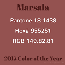 pantone color of the year hex marsala pantone 2015 color of the year in interior design