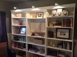 Old Ikea Bookshelves by Ikea Bookcase Lighting