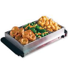 daewoo large buffet server food warmer mains powered robert dyas