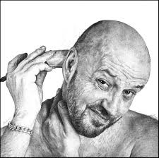 images of loser man pencil sketches sc