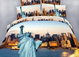 New Bed Sets Awesome New York Themed Bedding Sets