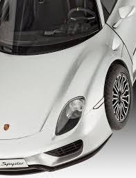 fastest porsche 918 amazon com revell of germany porsche 918 spyder model kit toys