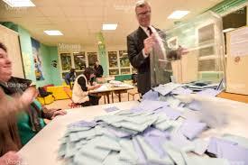 les bureaux de vote edition d epinal epinal dépouillement au bureau de vote de l