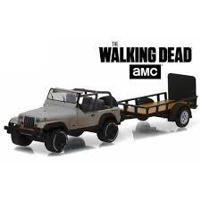 amc jeep truck amazon com greenlight 32080 b 1 64 hitch u0026 tow series 8 the