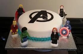 lego avengers birthday cake cake by cakes by kris cakesdecor