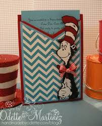 Dr Seuss Baby Shower Invitation Wording - dr seuss cat in the hat inspired baby shower invitation ashley
