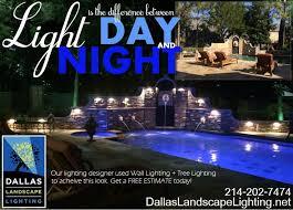 Install Landscape Lighting - 45 best fence step u0026 wall lighting installation by dallas